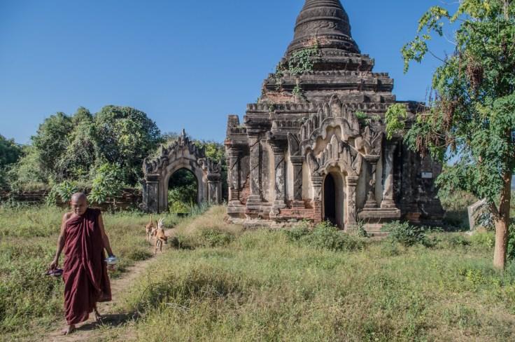 Bagan - Monk