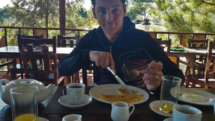 Kalaw - Breakfast