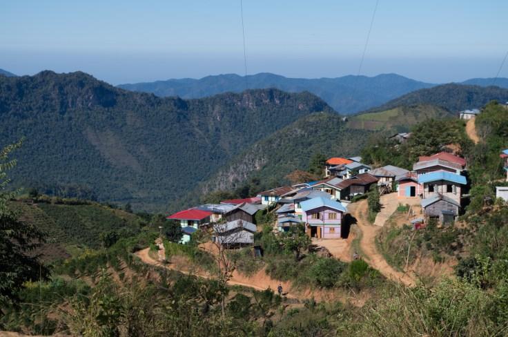 Kalaw - Trek dans la montagne