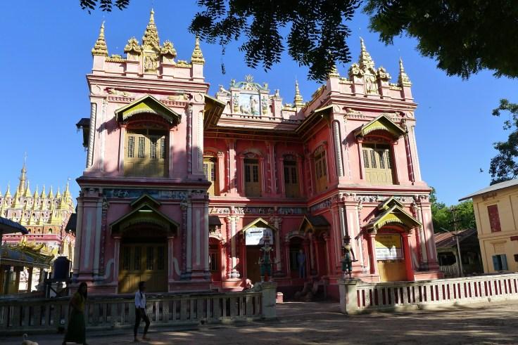 Myanmar - Monywa - Mohnyin Thambuddhei Paya