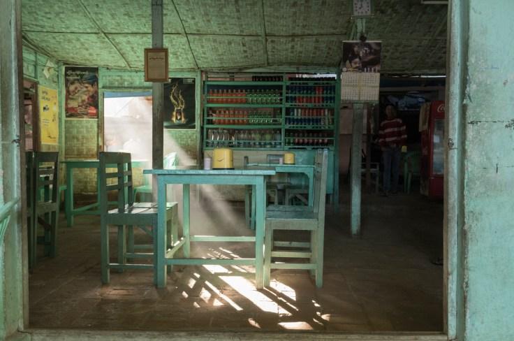 Myanmar - Monywa - Lumière
