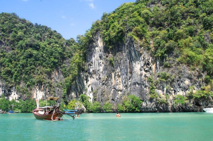 Thailande - Koh Hong - Lagon