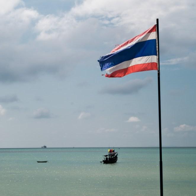 Thailande - Koh Samui - Voyage vers Ao Nang