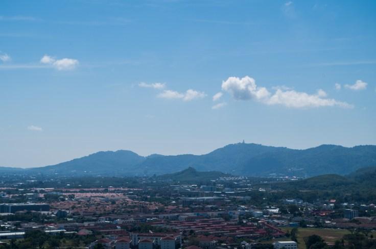 Thailande - Phuket - Kao Rang Hill - Point de vue