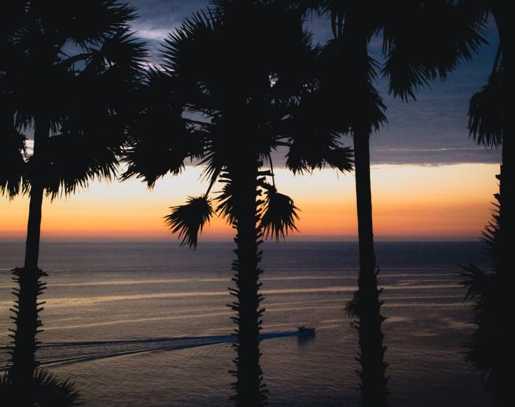Thailande - Phuket - Premthop cape - crepuscule