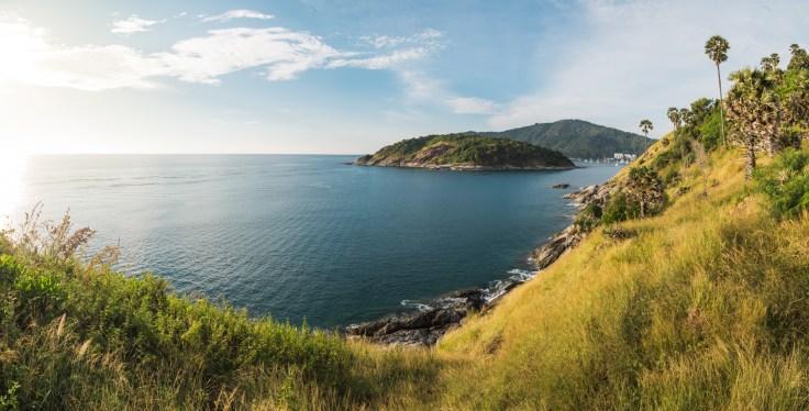 Thailande - Phuket - Promthep Cape - Panorama