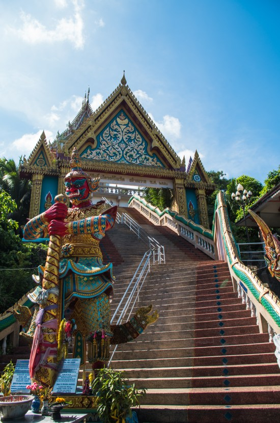 Thailande - Phuket - Wat Khao Rang - Samakkhitham