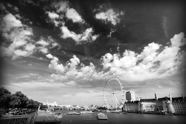 Londres, la tamise