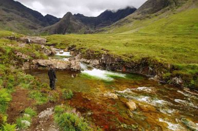 Fairy Pool - Skye - Scotland