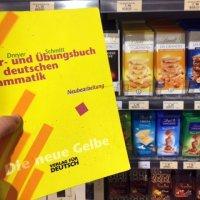 Pas d'allemand, pas de chocolat !