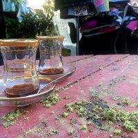 Un thé à Istanbul