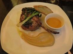 Pimenton's Pork Chop