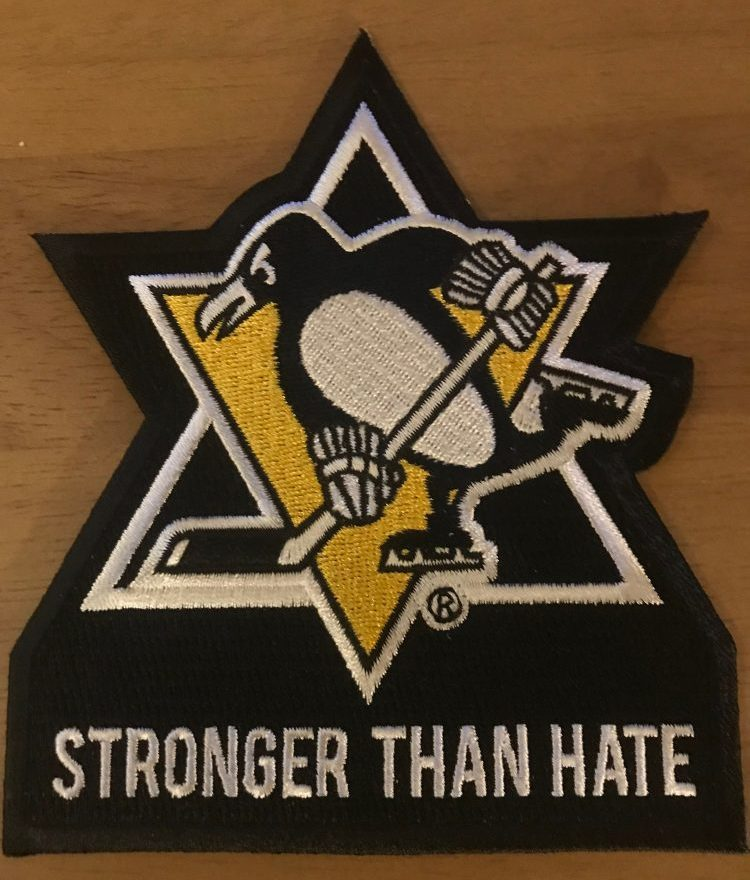 Stronger Than Hate 0