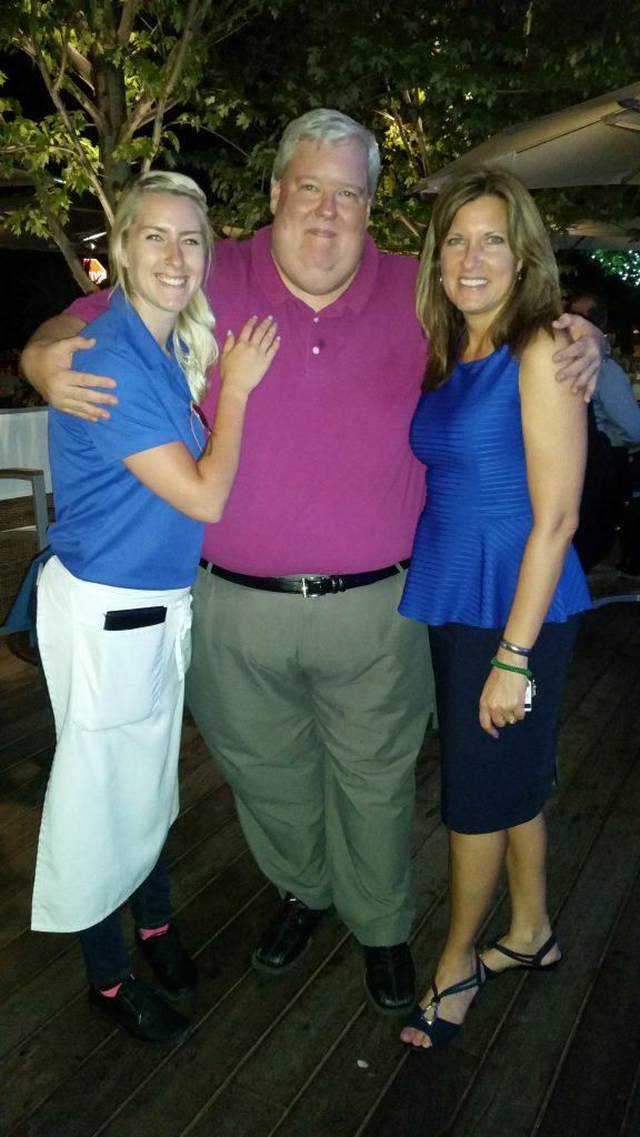 Me, Jill and Linnea