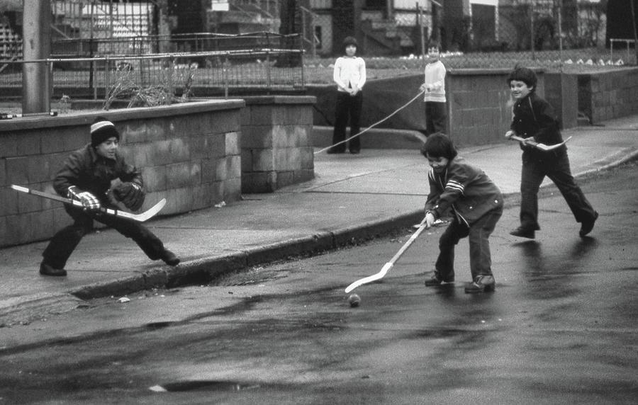 Street hockey 2