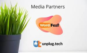 Media Partners For WordFest Live 2021