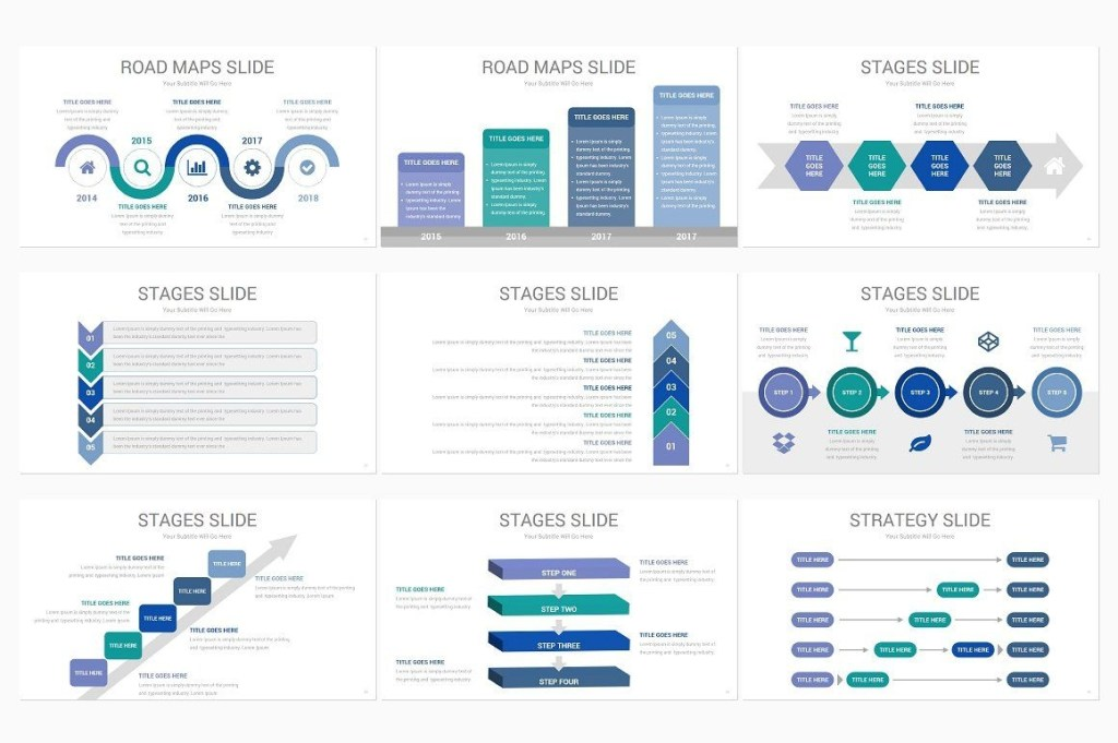 pro business powerpoint template business powerpoint