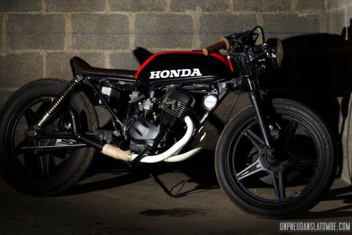 Honda 125 Cafe Racer Occasion Waitting Co