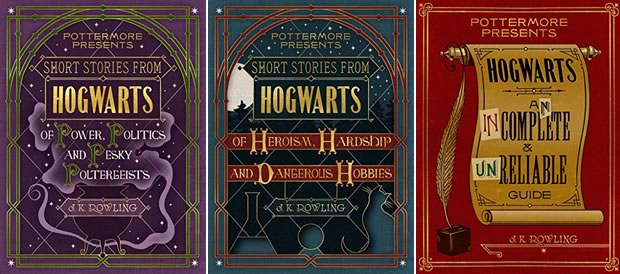 stories-from-hogwarts-books