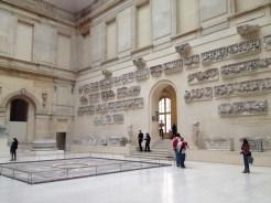 Cour du Spinx, vue d'ensemble