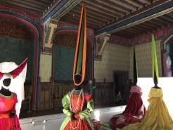 Costumes de scènes, inspiration médiévale