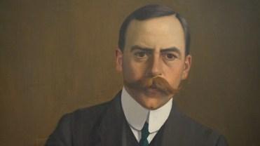 Félix Vallotton, Le Docteur Arthur Hahnloser, 1909 (détail)