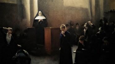 Jean Béraud, La Salle des filles au Dépôt, 1886