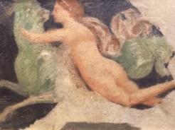 L'Enlèvement d'Europe (copie d'après les peintures de Pompéi conservées au musée de Naples), 1862.