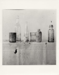 Cy Twombly, Still Life, Black Mountain College, 1951
