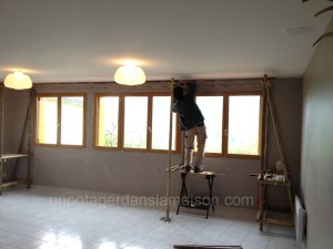 install bambou barre