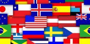 base de datos de paises