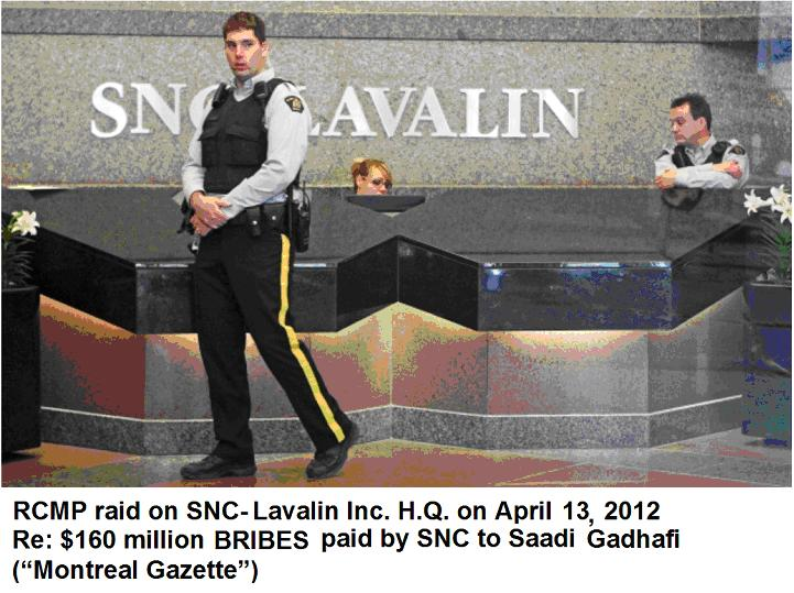 My Case Against SNC Lavalin A Tale Of Coverups And Business Corruption Unpublished Ottawa