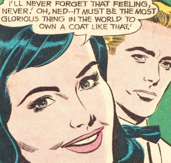 From Falling in Love No. 36, August 1960