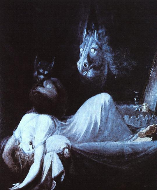 Henry Fuesli, The Nightmare