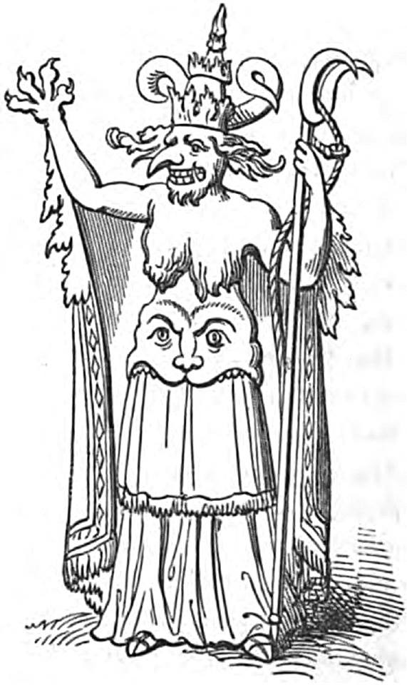 A History of Caricature and Grotesque in Literature and Art by Thomas Wright, 1875.