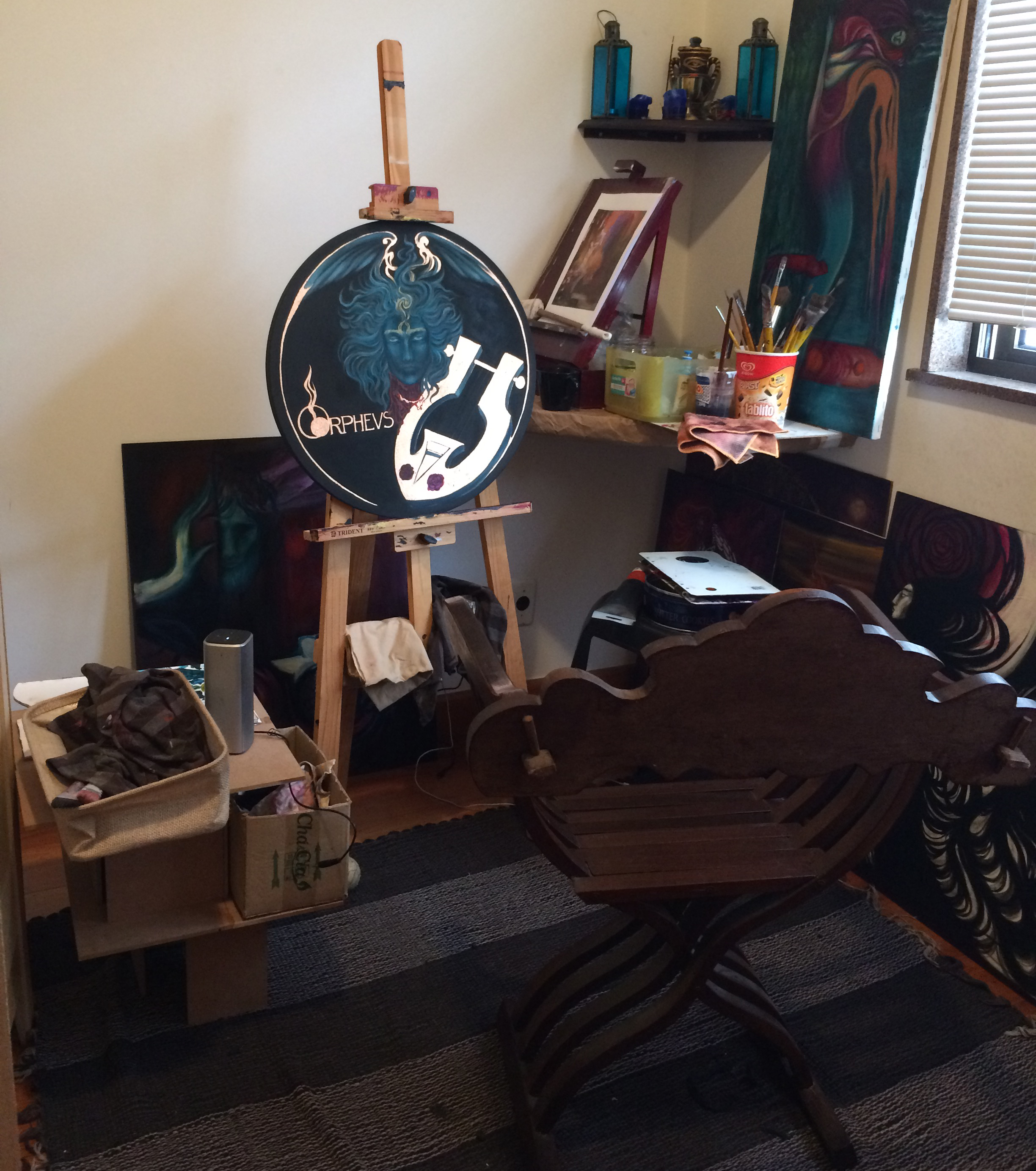 Lupe Studio1