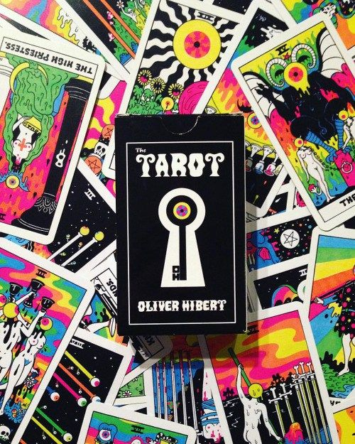 Oliver-Hiberts-Tarot