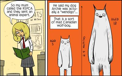 "Bad Machinery, ""The Case of the Good Boy"""