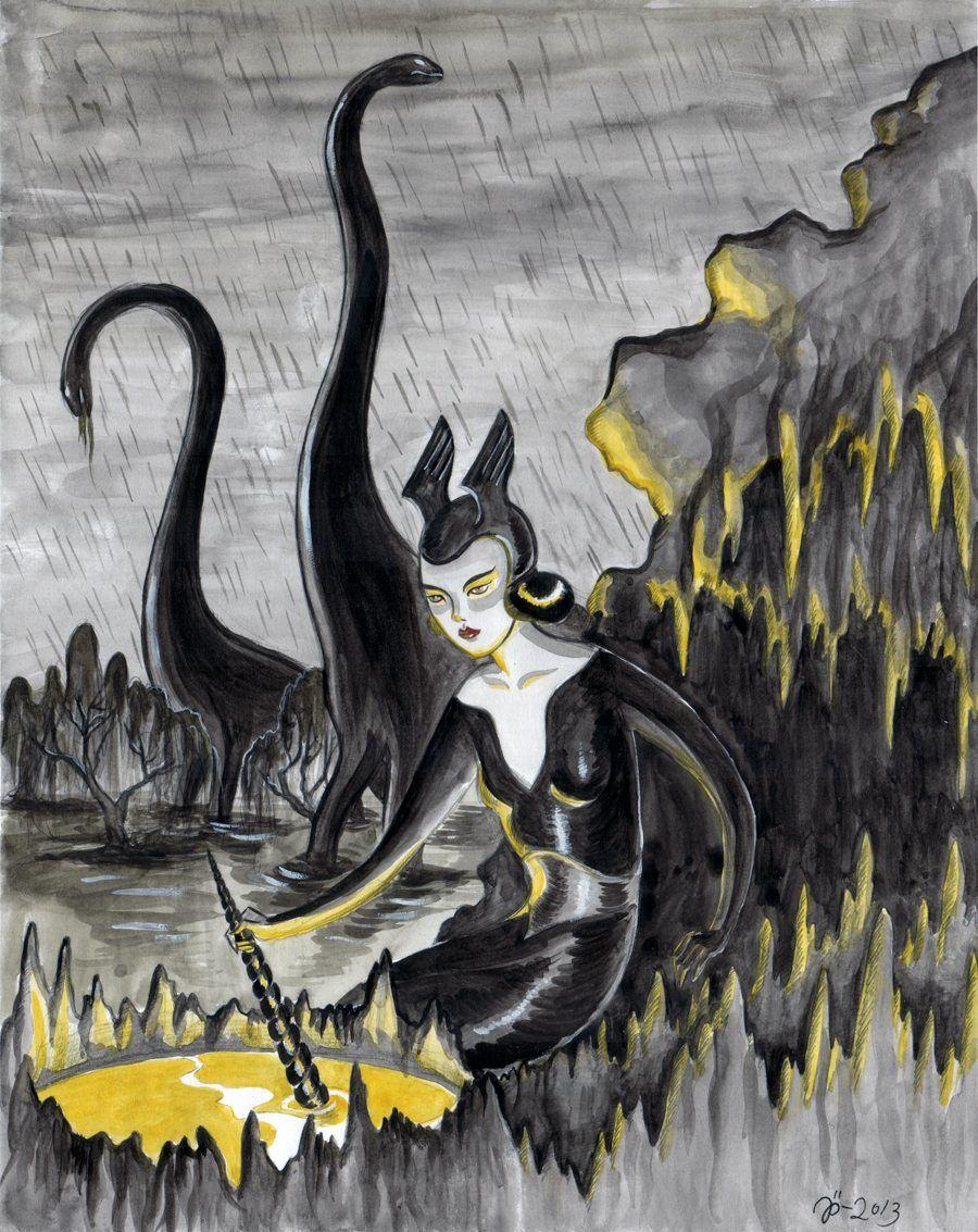 Sorceress-of-the-prehistoric-planet