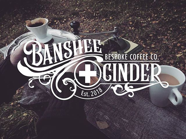 Banshee + Cinder logo
