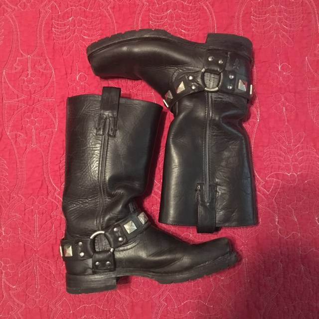 Frye boots size 7.5--make me an offer!