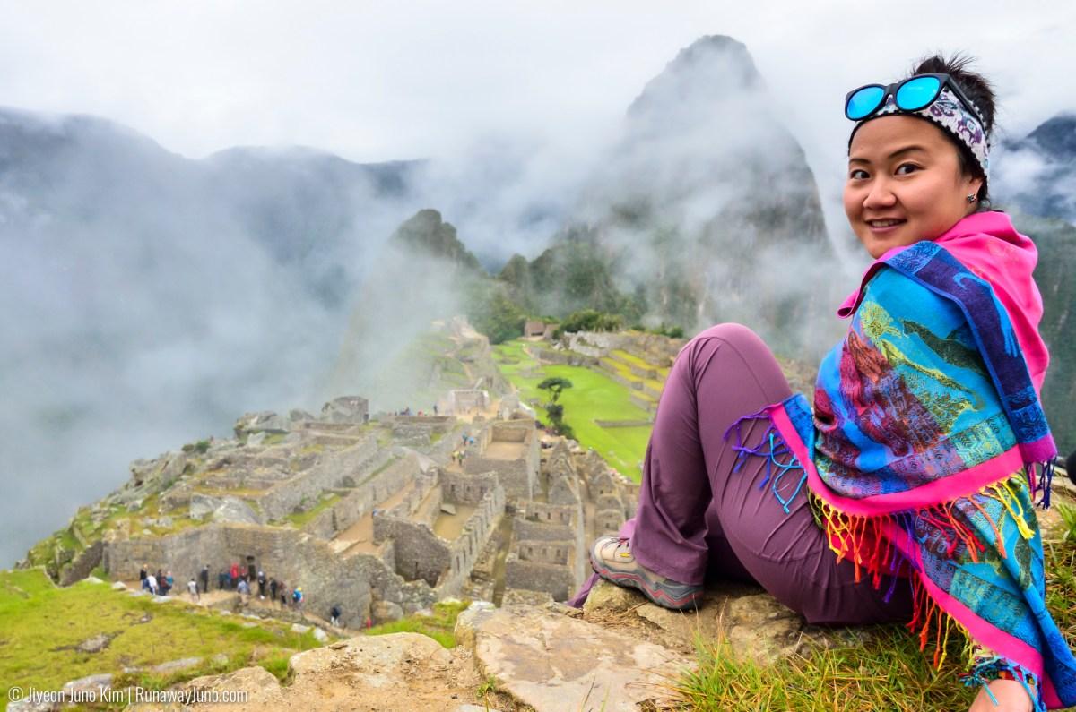 Machu Picchu interview with Juno Kim
