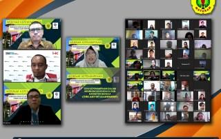 Webinar Dies Natalis FT Unram Ke-27 : Dorong Pemuda Miliki Karakter dan Integritas Sebagai Pemimpin Bangsa