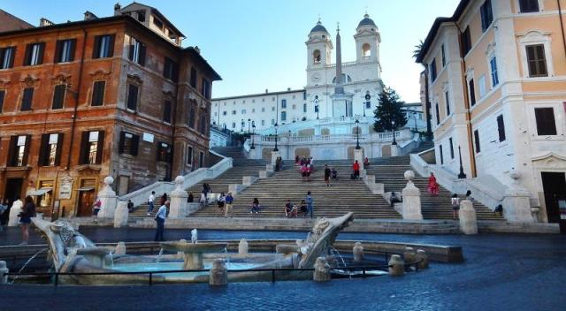 Spanish Steps_study in italy
