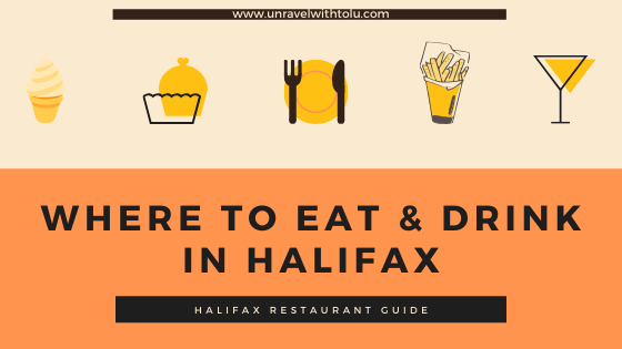 Where to Eat & Drink In Halifax, Nova Scotia