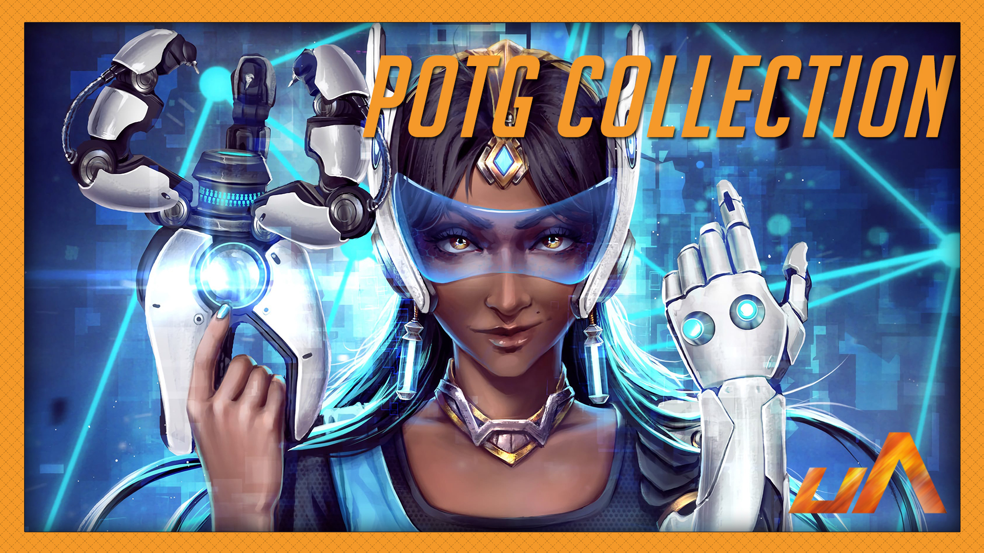 Overwatch PotG Collection Issue 1