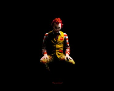 The 20 Most Terrifying Pictures of Ronald McDonald Ever