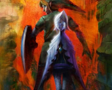 Let's All Over Analyze the New Zelda Concept Art