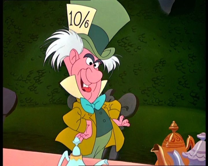 Where Is The Mad Hatter Tea Party Anyone Dr Gerald Stein