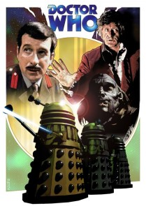 dr who art1